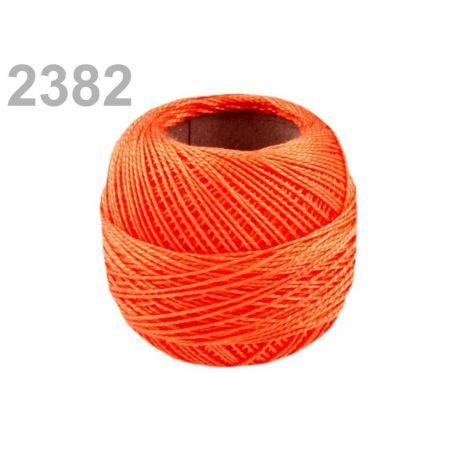 Perlovka - 2382 oranžová