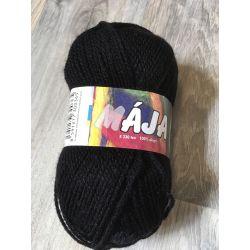 Mája - černá