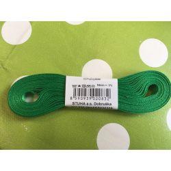 Taftová stuha zelená 6mm