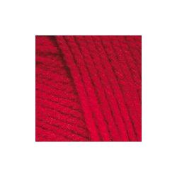 Pletací příze Baby - červená