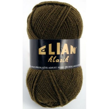 Elian Klasik - zelená/khaki