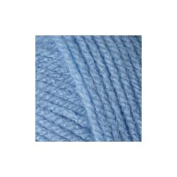 Pletací příze Baby - modro šedá