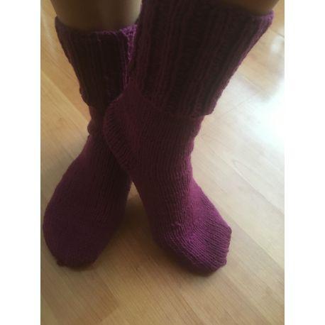 Ponožky fialky