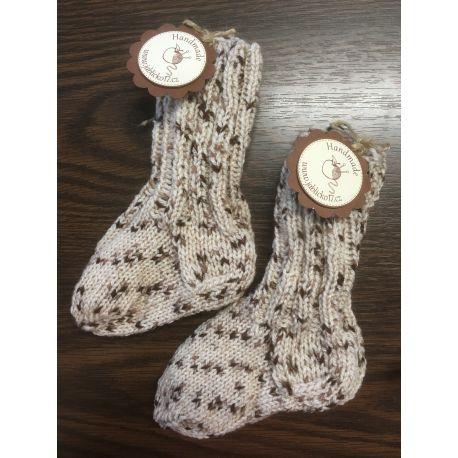 Ponožečky pro miminka 0-4měsíce