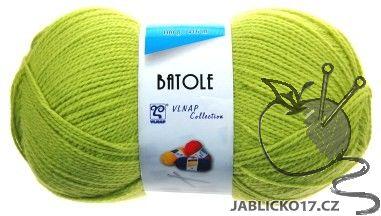 Batole - 55215 - jasně zelená