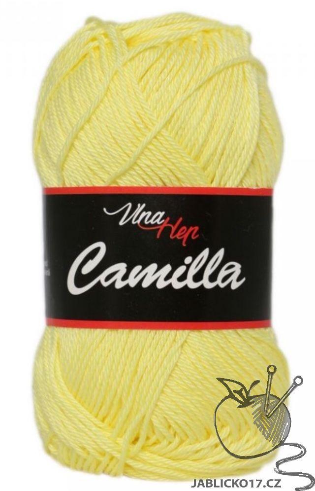 Camilla žlutá