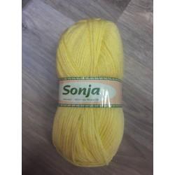 Pletací příze Sonja - žlutá