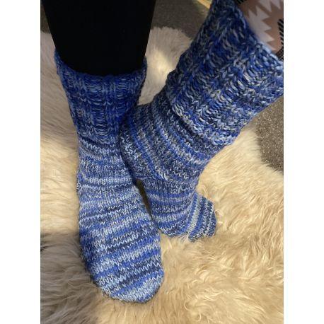 Ponožky z ponožkové příze