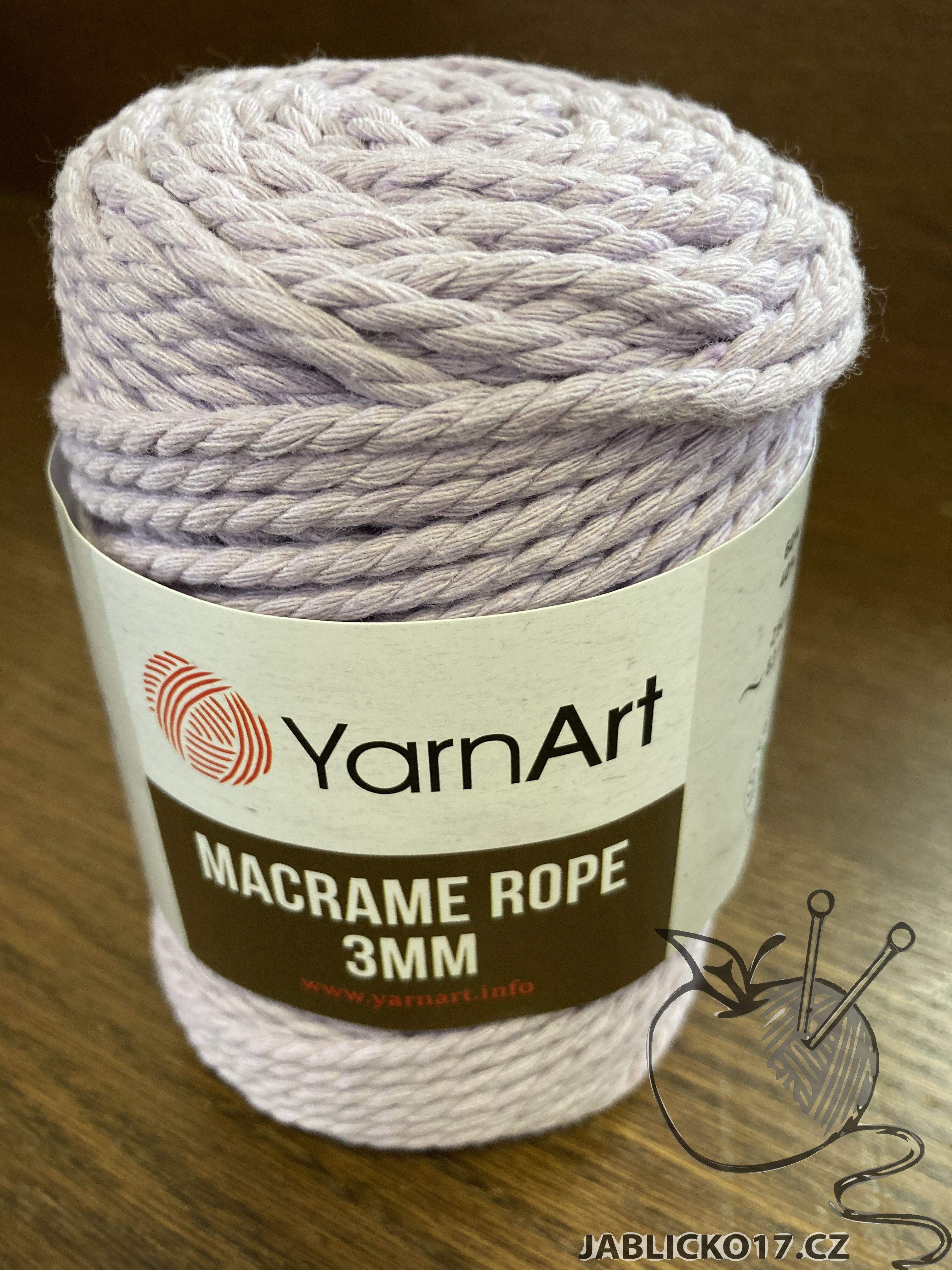 Macrame ROPE 3MM