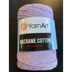 Macrame cotton sv.fialová