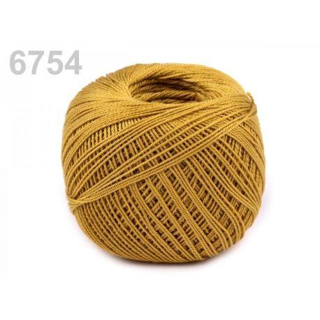 Sněhurka - hnědo žlutá
