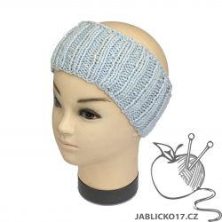 Čelenka pletená