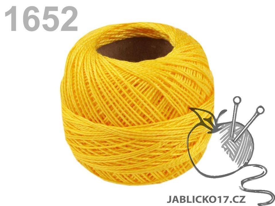 Perlovka - 1652 žlutá