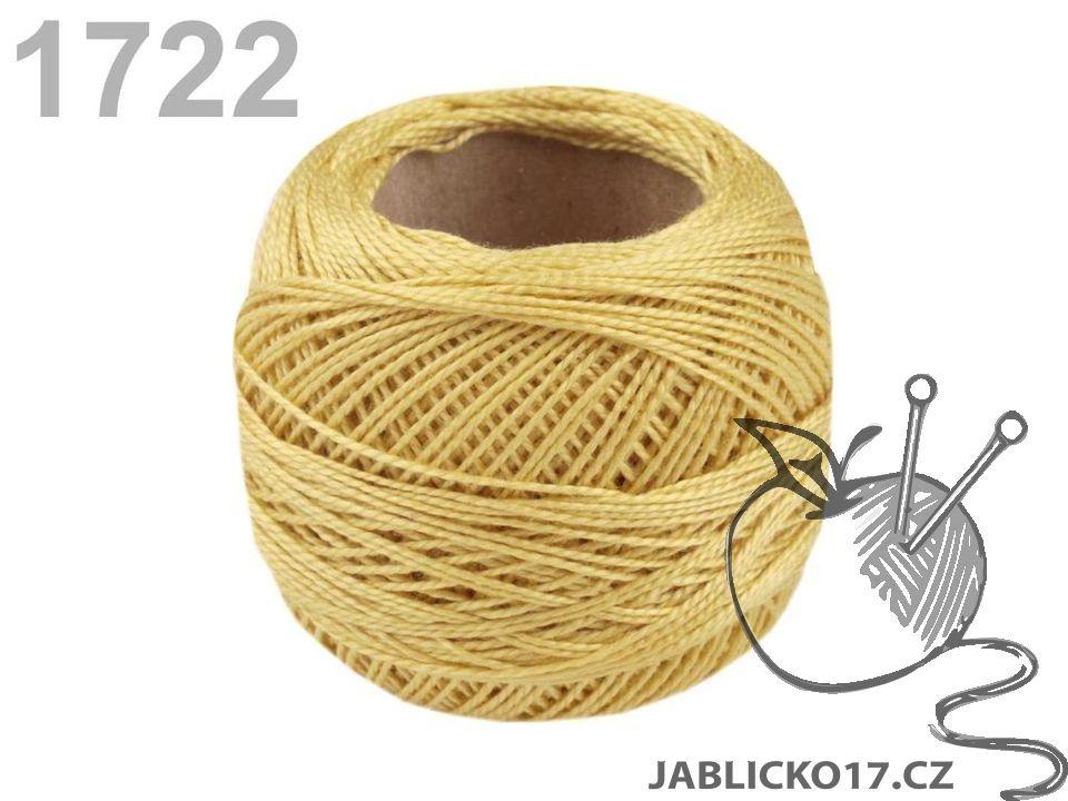 Perlovka - 1722 žlutá